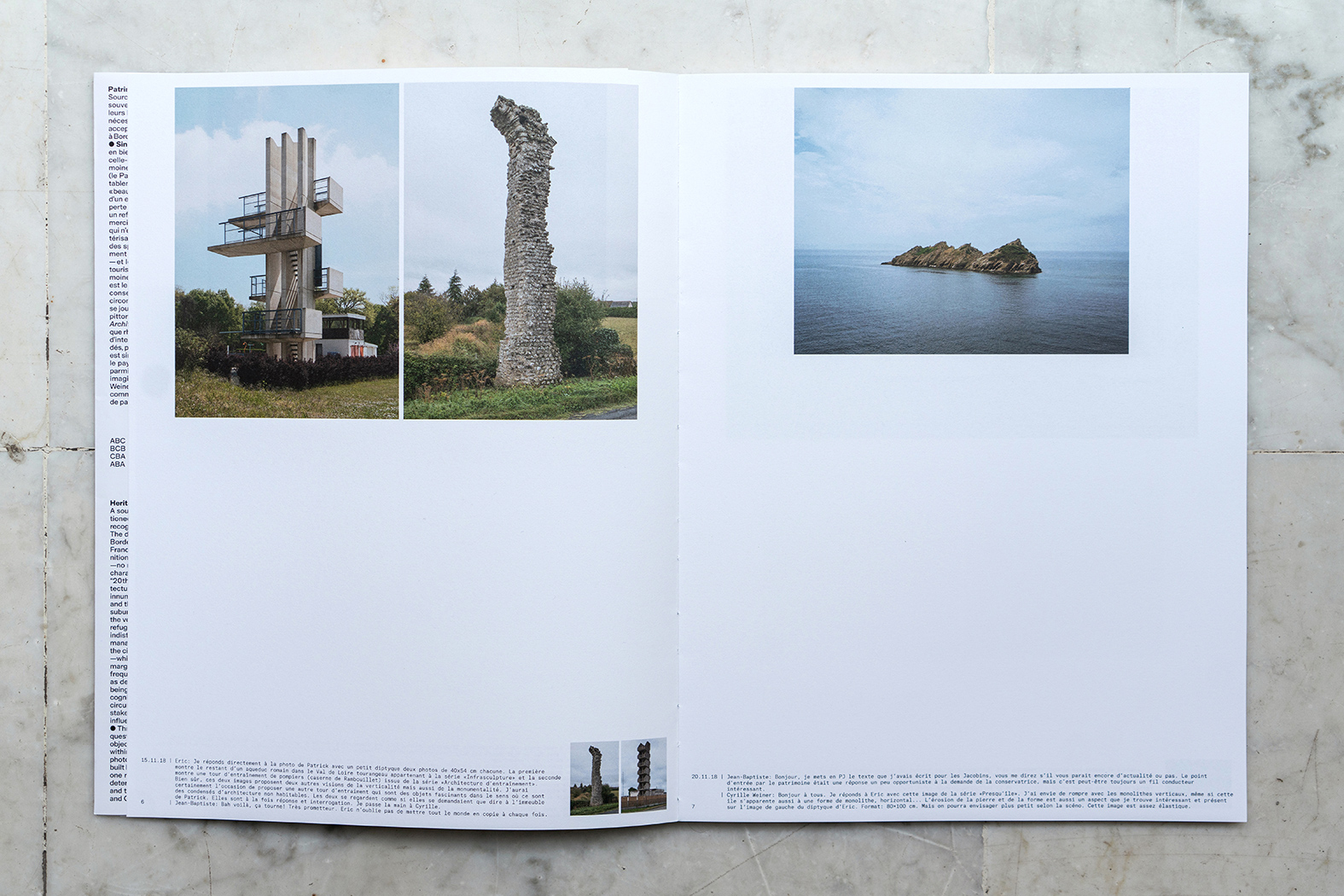 Architecture exquise / Eric Tabuchi / Patrick Tourneboeuf / Cyrille Weiner / Building Books / pages